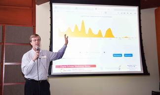 SC CTSI Teams Up with Symplur to Introduce Researchers to the Power of Social Media Data