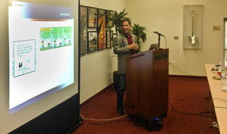 Mobile Technology Expert Noam Ziv Discusses Process and Pitfalls of Innovation at USC Mobile Health