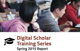Digital Scholar Report 2015